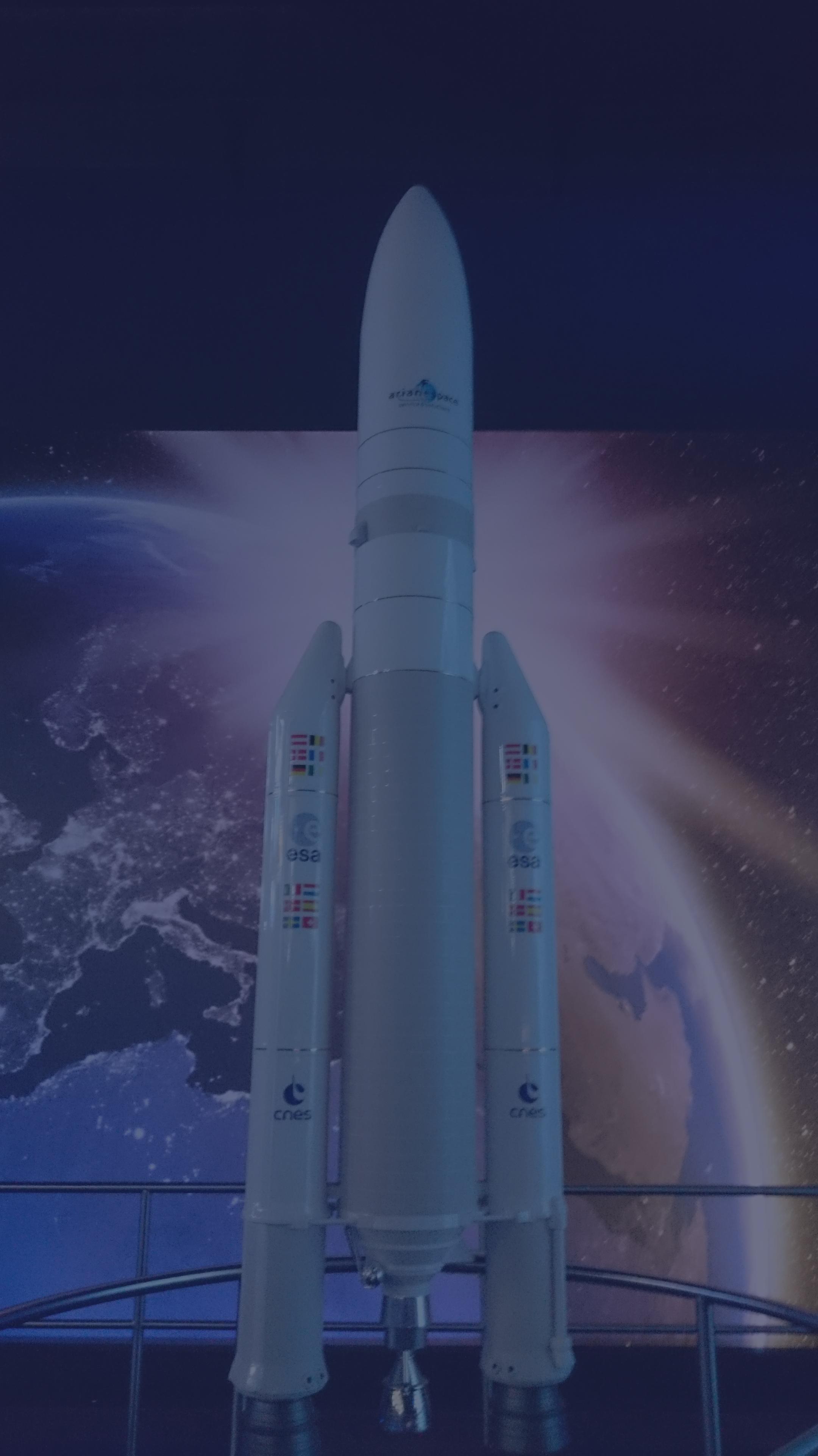 CNES / Des capteurs dans l'espace