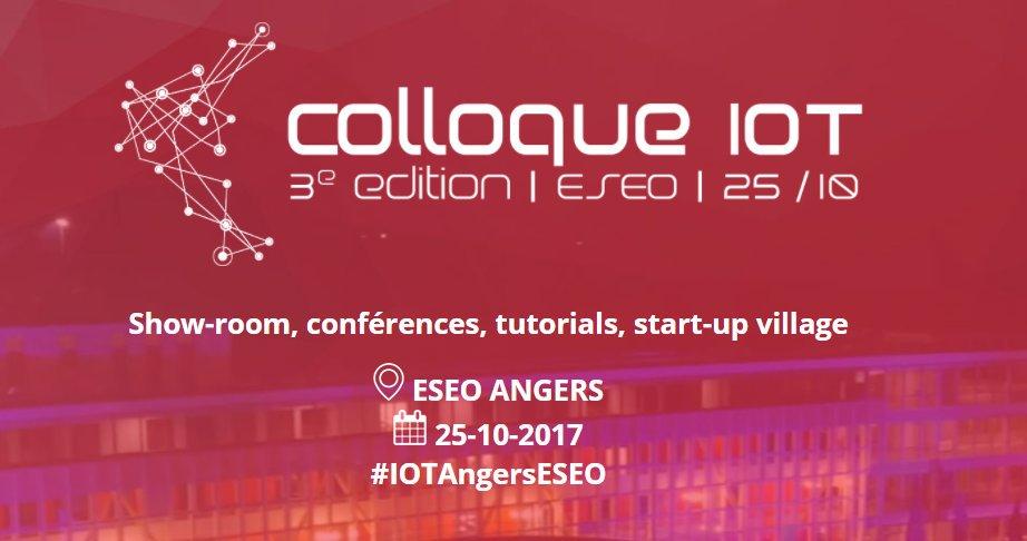 Colloque IOT 2017